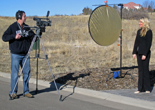 Video production homes for sale