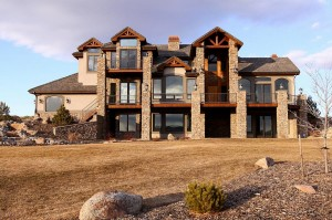 Parker Colorado Luxury Homes