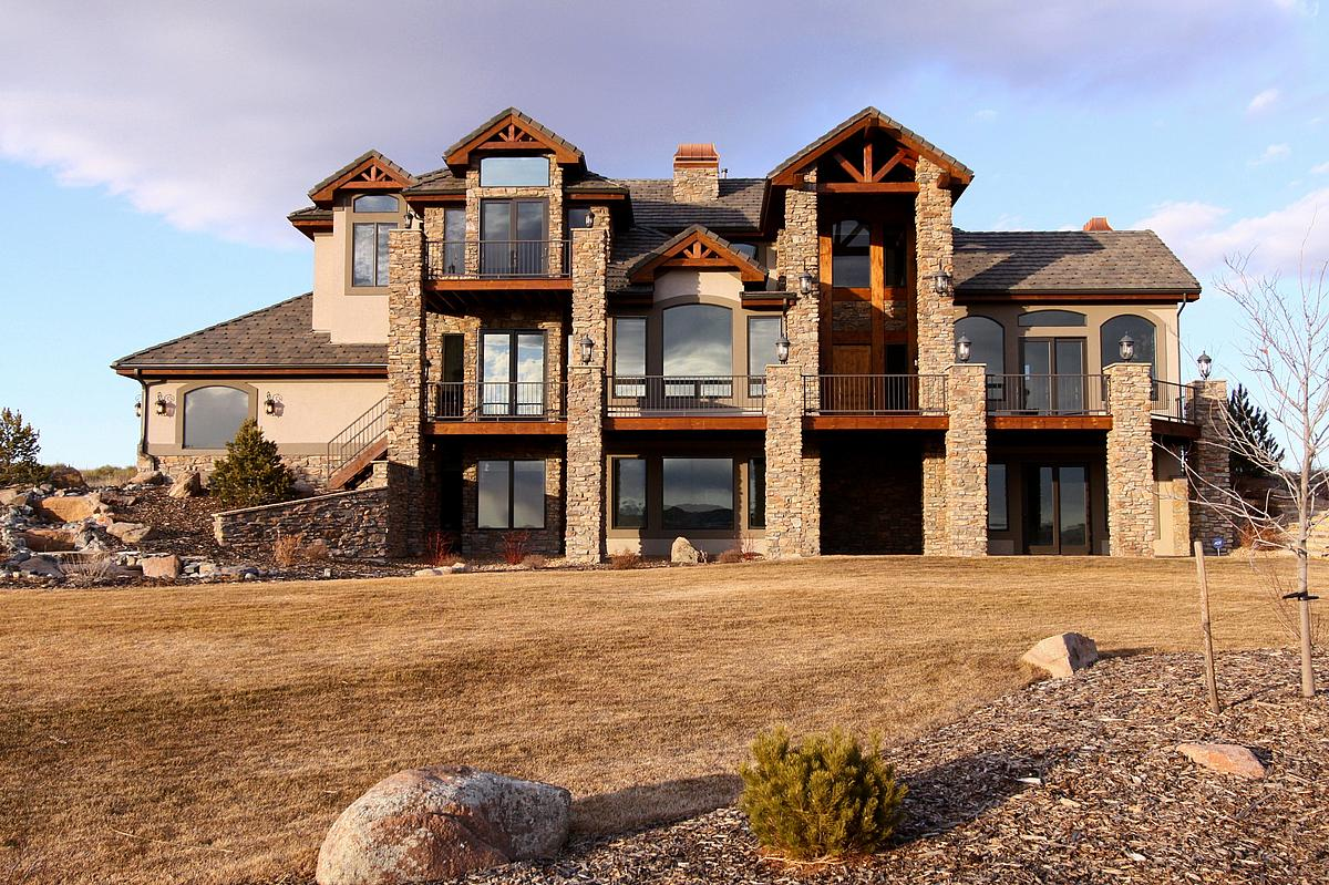Attractive Parker Colorado Luxury Homes