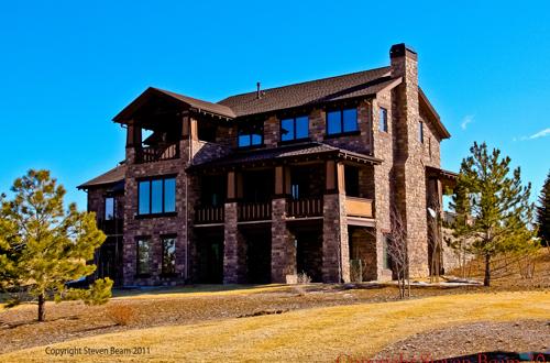 Parker colorado homes for sale parker colorado real for Colorado custom home designs