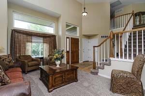 16022 Crestrock circle formal living room