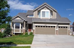 Horse Creek neighborhood home