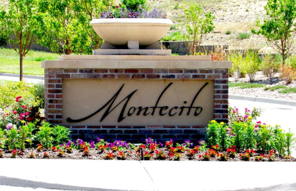 Montecito neighborhood in Lone Tree