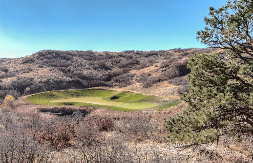 Pradera Golf Club in Parker Colorado