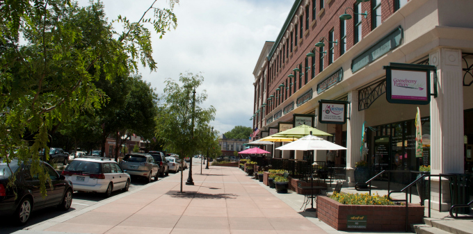 Mainstreet Parker, Colorado