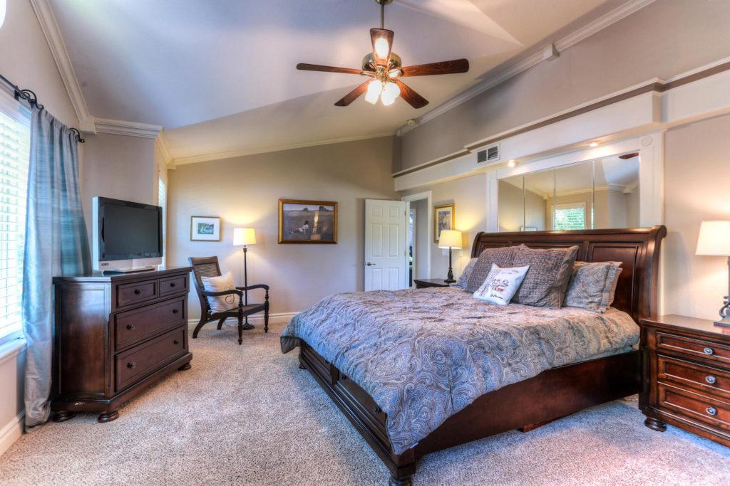 15435 Winterleaf Ct Parker CO 80134 - Master Bedroom