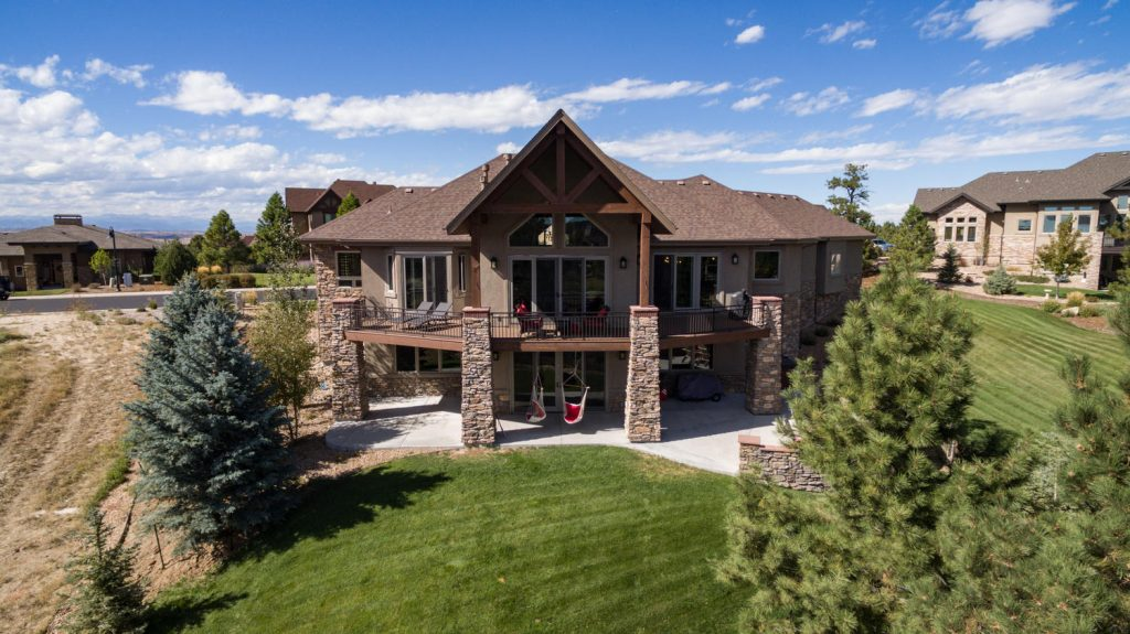 The Timbers Custom Ranch Home
