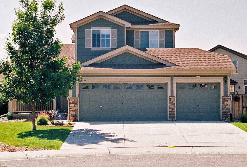 A home in the Pinery Glen neighborhood