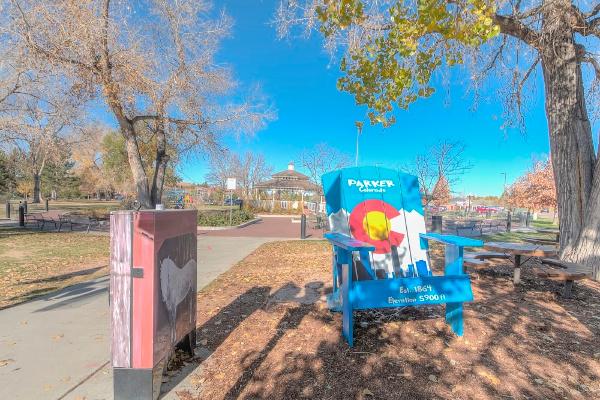 Colorado Chair Parker Colorado