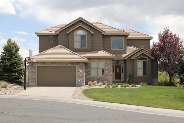 Home in The Pinery Neighborhood in Parker, Colorado