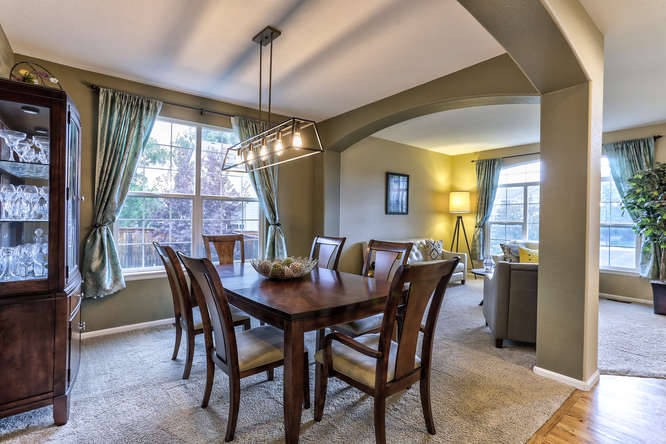 The Timbers Neighborhood in Parker Colorado Custom Home