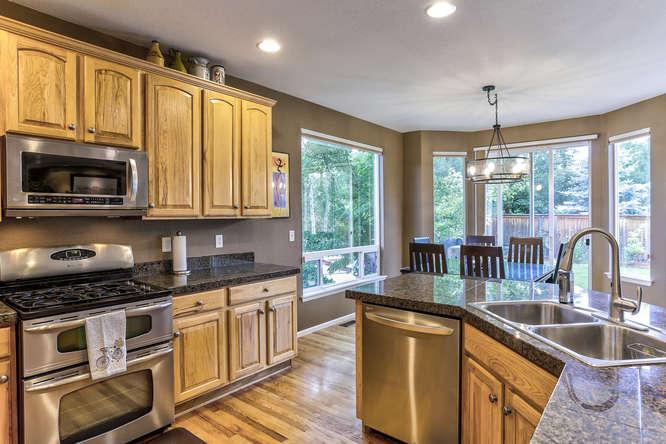 Challenger Park Estates Kitchen