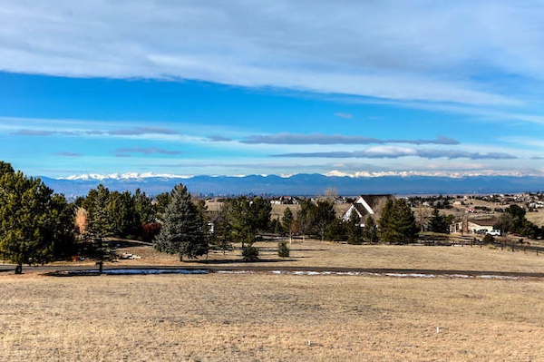 The Timbers Neighborhood in Parker Colorado Custom Home